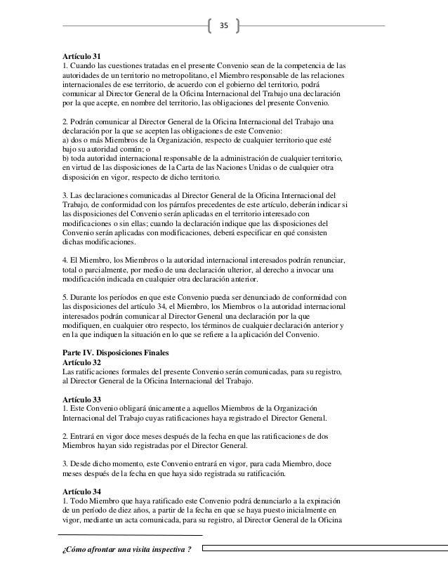 Como afrontar una inspección laboral 2014 capitulo 1
