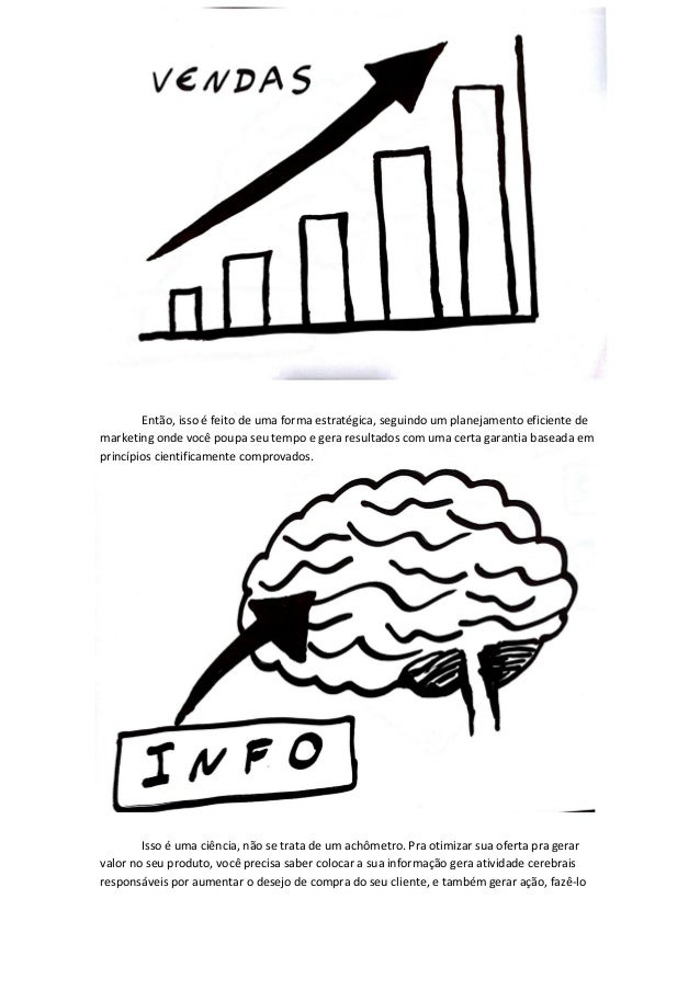 Então, isso é feito de uma forma estratégica, seguindo um planejamento eficiente de marketing onde você poupa seu tempo e ...