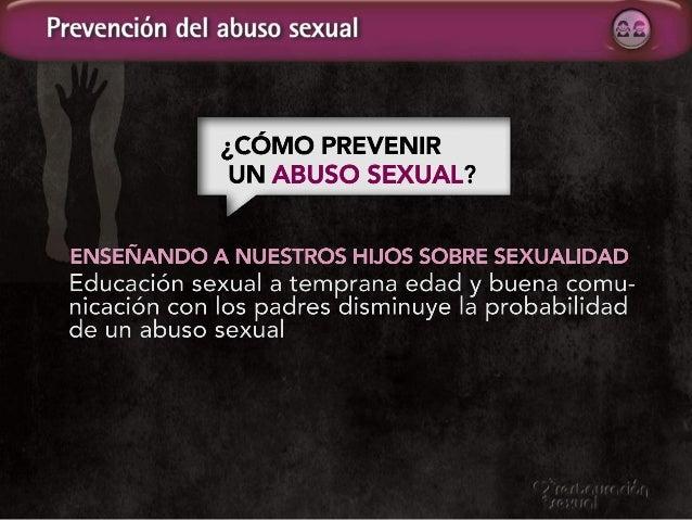 Como ayudar a la víctima y prevención del abuso sexual