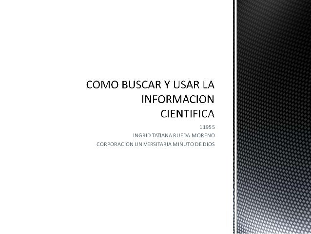 11955 INGRID TATIANA RUEDA MORENO CORPORACION UNIVERSITARIA MINUTO DE DIOS