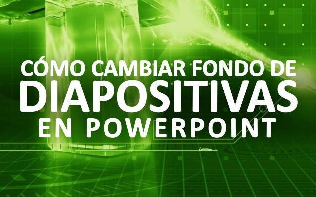 1. Iniciar una nueva presentación en PowePoint.