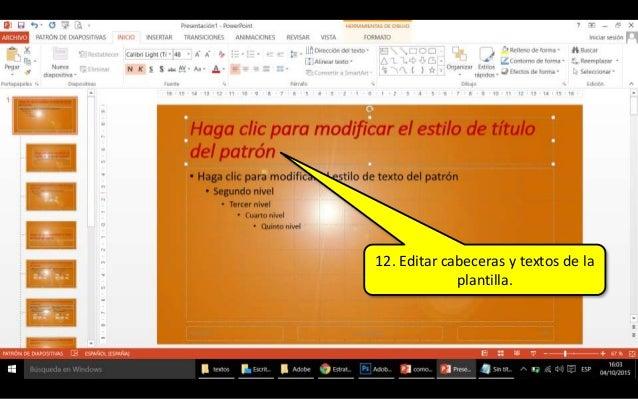 cómo cambiar fondo de diapositivas en powerpoint