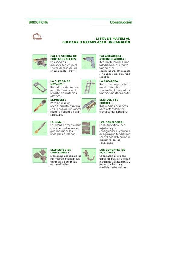Como colocar o reemplazar canaletas en la casa - Como colocar un canalon ...