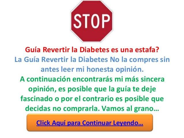 Como descargar la guía Revertir la Diabetes