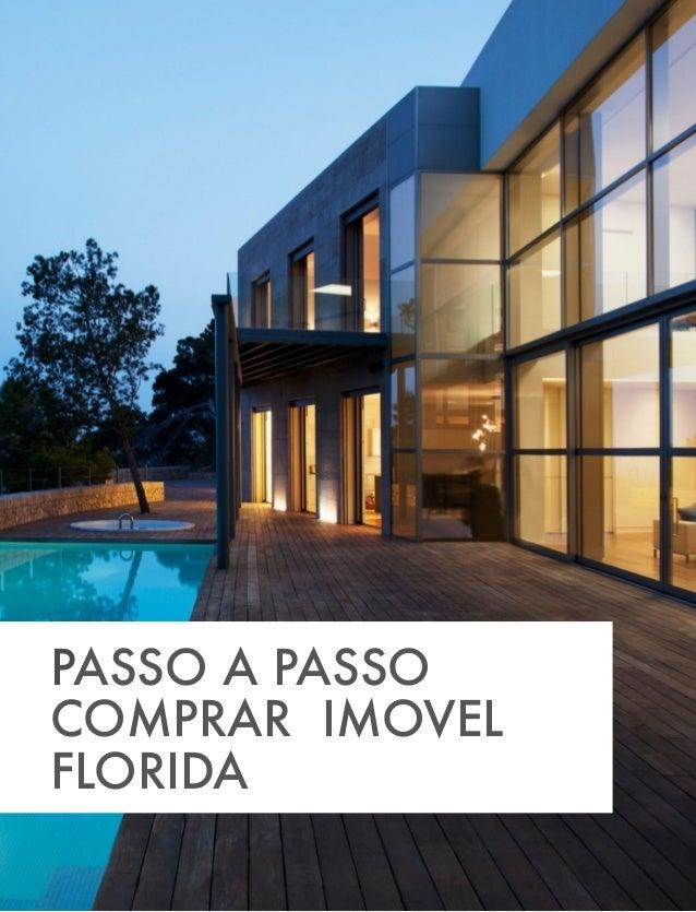 PASSO A PASSO COMPRAR IMOVEL FLORIDA