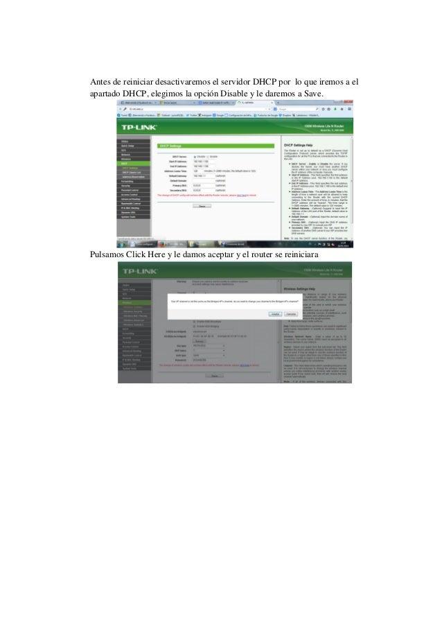 Como configurar router para usarlo como repetidor wifi Slide 3