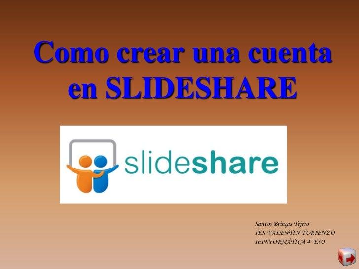 Como crear una cuenta en slideshare - Como hacer una mosquitera ...