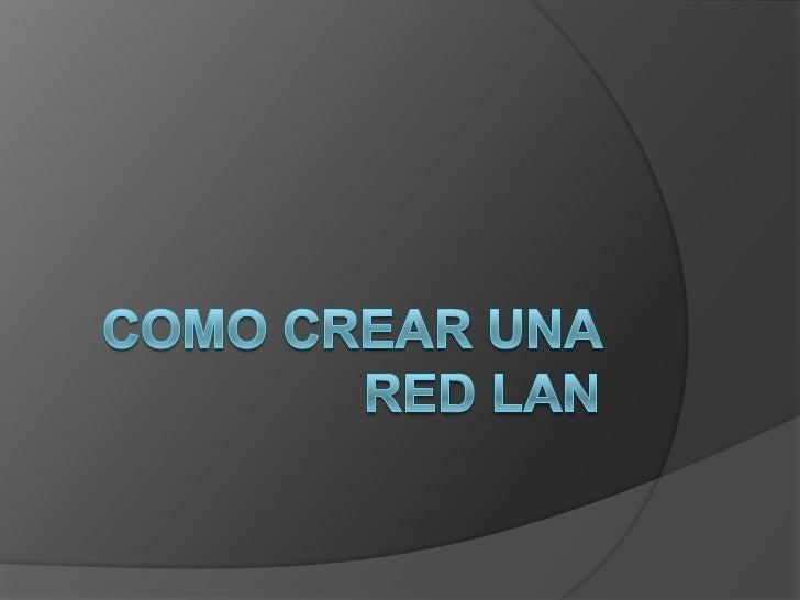 Cuando tiene varios equipos, puedeser conveniente conectarlos entre sípara crear una red de área local(LAN). A diferencia ...