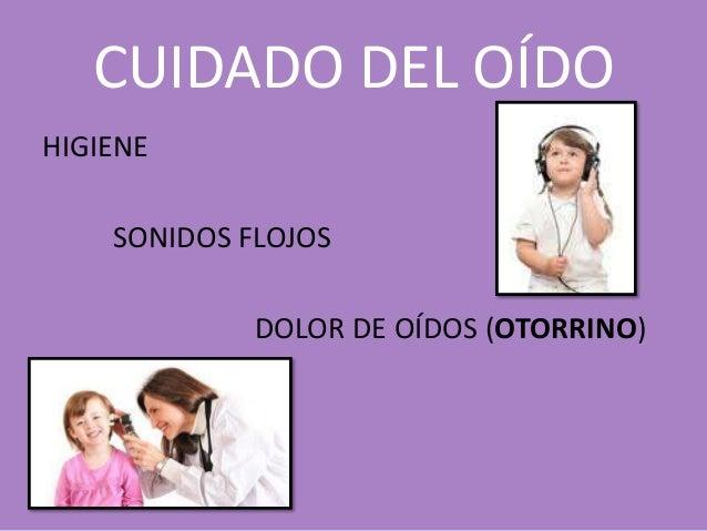 Resultado de imagen de cuidados del oido