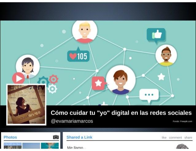 Cómo cuidar tu yo digital en las redes sociales
