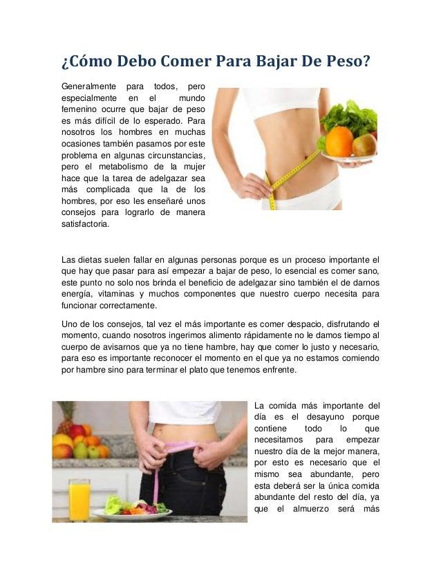 4 mentiras Metabolismo y nutricion s