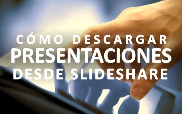 1. Ingresar al website de SlideShare.