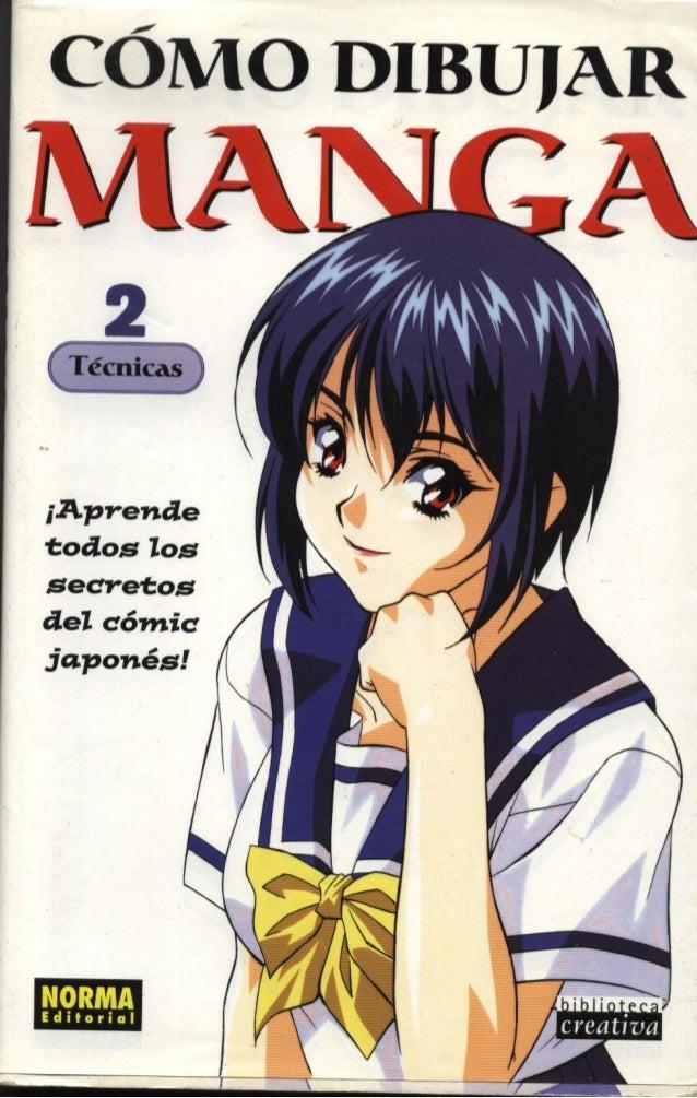 Worksheet. Como dibujar manga 2tecnica