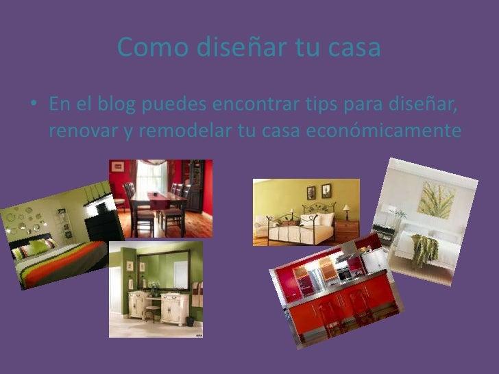 Como disear tu casa como disear una casa moderna de una - Como pintar una casa moderna ...