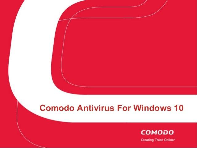 Comodo Internet Security | Best Internet Security Suite