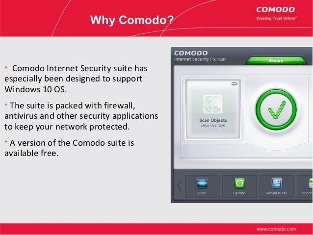 comodo antivirus free download for windows 10