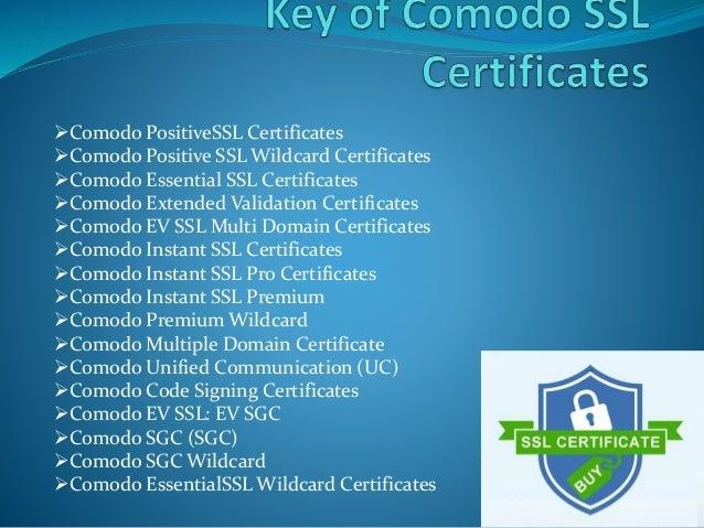 Comodo ssl certificate - Buy Cheap comodo ssl