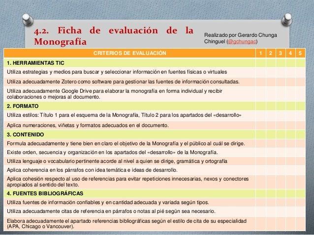 Gerardo Chunga Chinguel - USAT CRITERIOS DE EVALUACIÓN 1 2 3 4 5 1. HERRAMIENTAS TIC Utiliza estrategias y medios para bus...