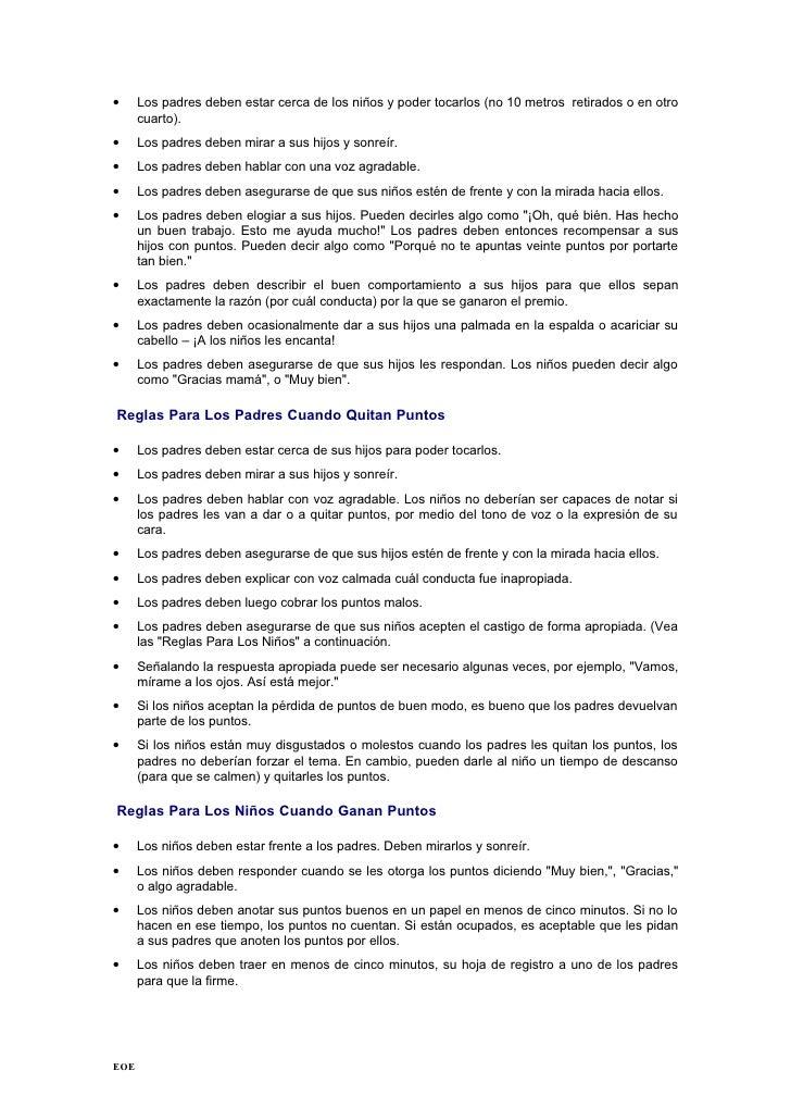 Como Establecer Un Sistema De Puntos Slide 3