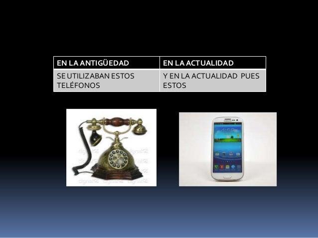 Como evolucionan las cosas pao Slide 3
