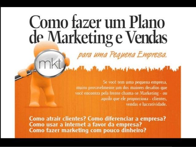 PRIMEIROPara quem você deve  fazer marketing?