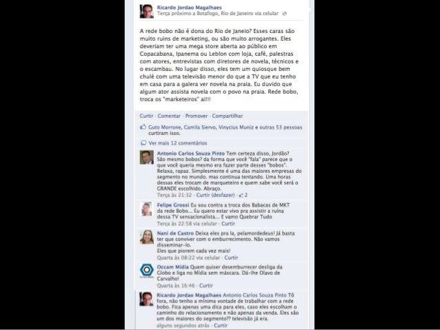 Autor da Palestra:Ricardo JordãoMagalhães   Fundador da BIZREVOLUTION   Twitter: @bizrevolution   Email: ricardom@bizrevol...