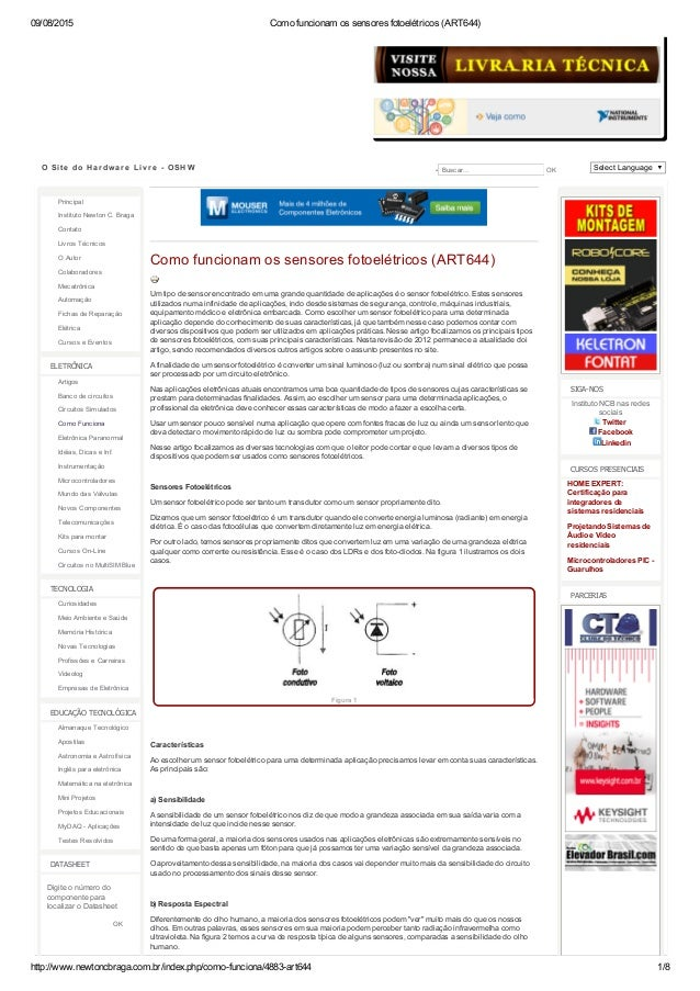 09/08/2015 Comofuncionamossensoresfotoelétricos(ART644) http://www.newtoncbraga.com.br/index.php/comofunciona/4883a...