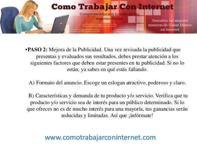 Como Ganar Dinero Desde Casa Por Internet Peru Creditos Hipotecarios Simulador Prestamos