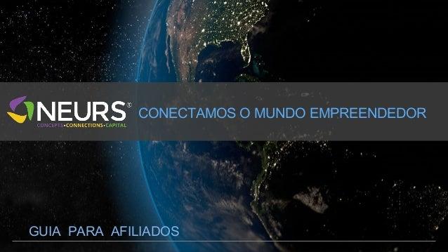 CONECTAMOS O MUNDO EMPREENDEDOR  GUIA PARA AFILIADOS