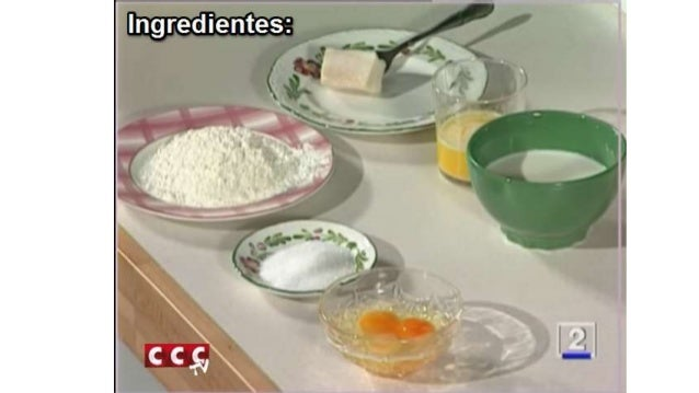 """Ingredientes:      .7 j  . ' _ ,  's 'n.  """"a u __- ' N u ,  y, ' X ee L ' e 'Í mr' 9 h, ' a - . n  ' ' i"""