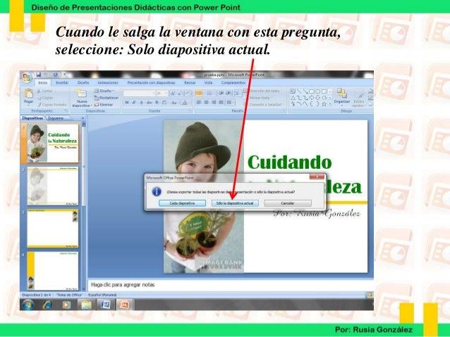 diapositivas en ppt
