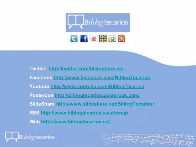 Twitter: http://twitter.com/biblogtecariosFacebook http://www.facebook.com/BiblogTecariosYoutube http://www.youtube.com/Bi...