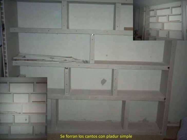 Como hacer un armario de pladur - Como colocar pladur en techo ...