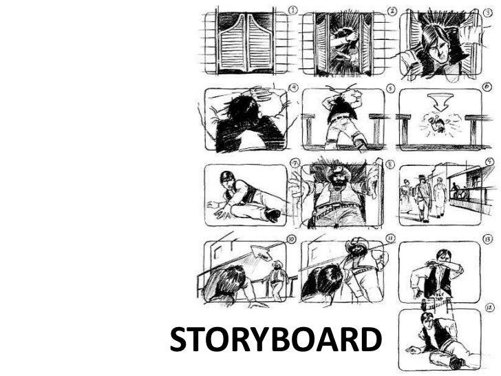 Como hacer un story board