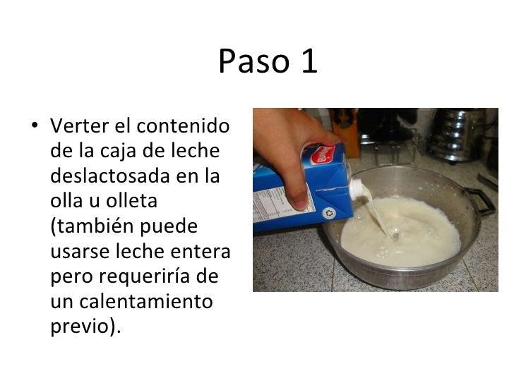 Como hacer yogurt 1 - Como hacer membrillo casero ...