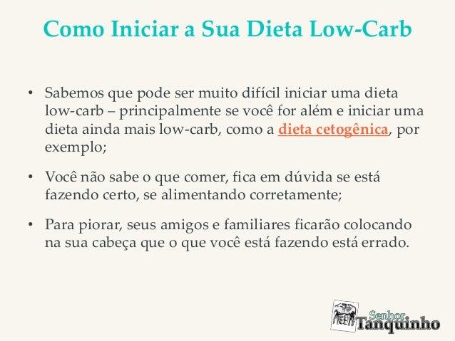 Fabuloso Como inciar e triunfar em uma dieta low carb OD79