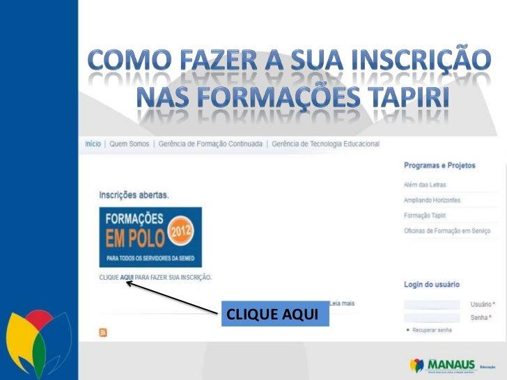 Primeiro acesse o site www.ddpm.net.br             CLIQUE AQUI