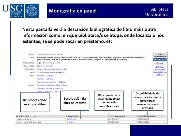 Como interpretar un_rexistro_bibliografico Slide 3