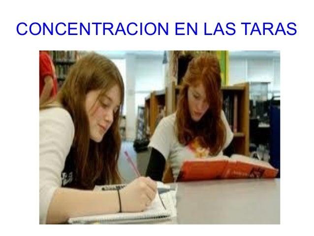 Como mejorar en los estudios - Mejorar concentracion estudio ...