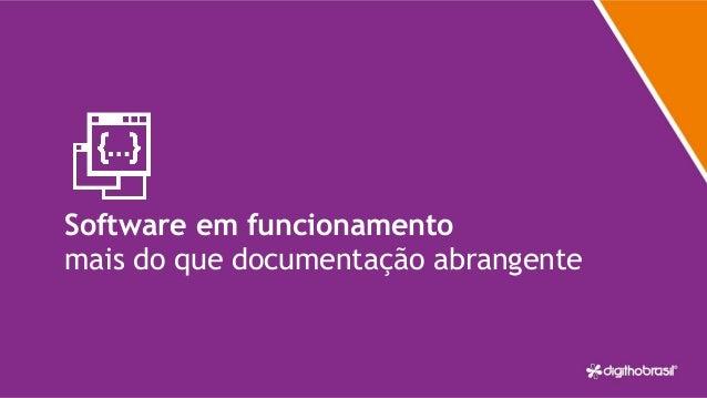 Utilize OKRs Software em funcionamento mais do que documentação abrangente