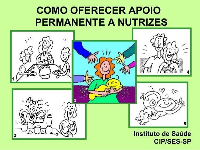 COMO OFERECER APOIO    PERMANENTE A NUTRIZES                                      41          3                           ...