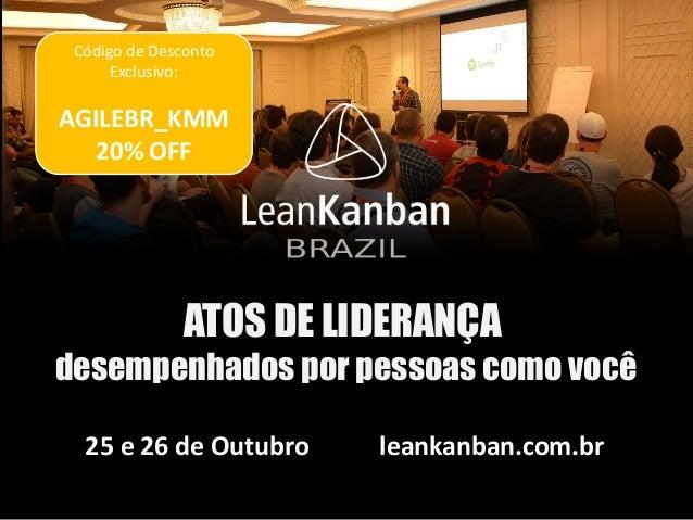 Obrigado! www.aspercom.com.br www.leankanban.com.br