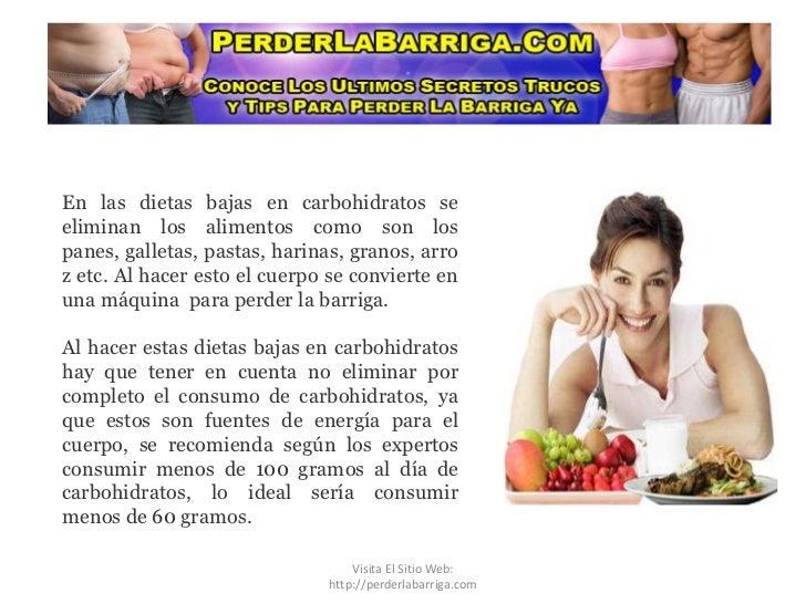 Como perder la barriga secretos revelados - Alimentos para perder barriga ...