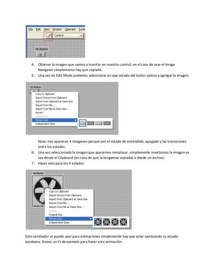 Como personalizar un control Slide 2