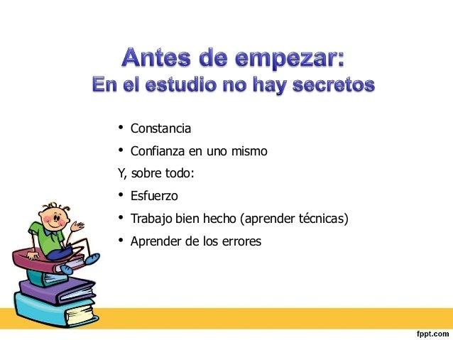 Como preparar examenes Slide 2