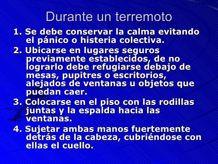 Como prevenir cat strofes en un terremoto for Ventanas hacia el vecino argentina
