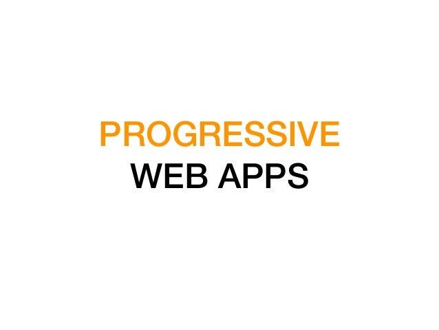 Como progressive web apps pode mudar a vida do seu site