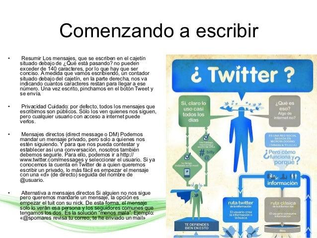 Consejos para conseguir              Followers.• Escribiendo tweets que puedan ser interesante para tus   futuros seguido...