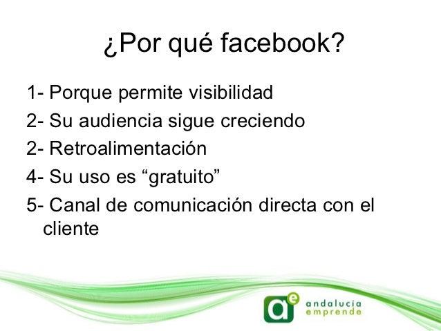 """FacebookPosibles """"miedos"""" de las empresas a la hora entrar en las redes sociales:- Perder el control de la información- Po..."""