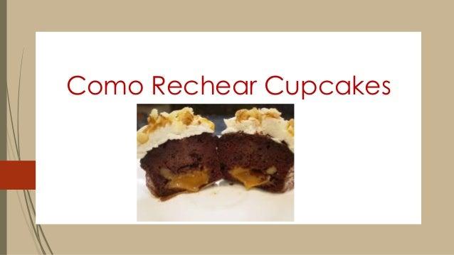 Como Rechear Cupcakes